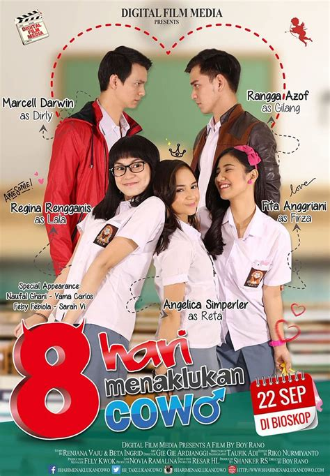film indonesia gratis 2016 download film 8 hari menaklukan cowo 2016 full movie