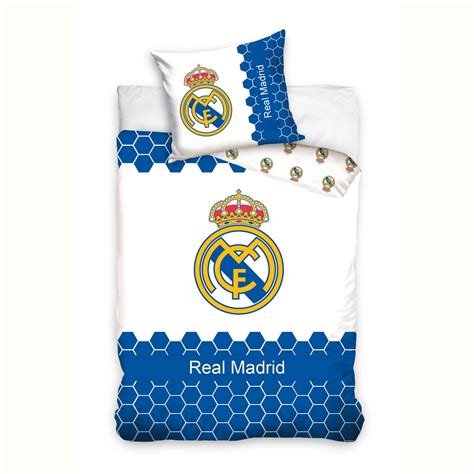 real madrid bedding official real madrid single double duvet covers football