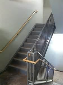 Wooden Handrails For Stairs Interior Colonial Iron Works Iron Works Stairs