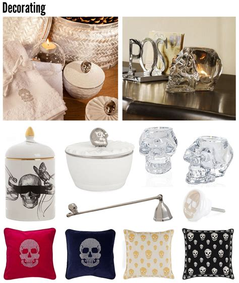 decorating with skulls a bold and daring trend trend alert skull stripesandwalls nl