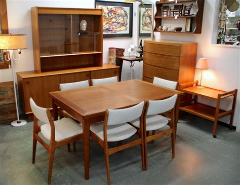 danish dining room furniture danish modern dining room pleasing vintage dining room