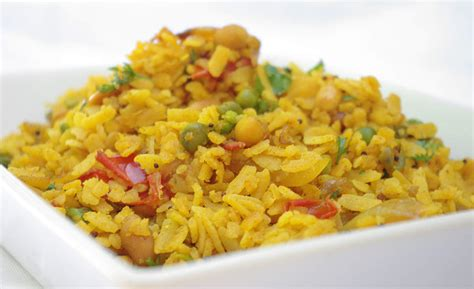 cuisine vegetarienne indienne recette de cuisine indienne le poha de cuisine