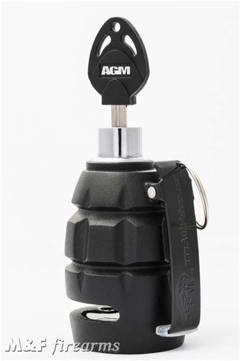 Motorrad Batterie Nach 1 Monat Leer by Agm Quot Safe Grenade Quot Motorrad Bremsscheibenschloss Mit 120