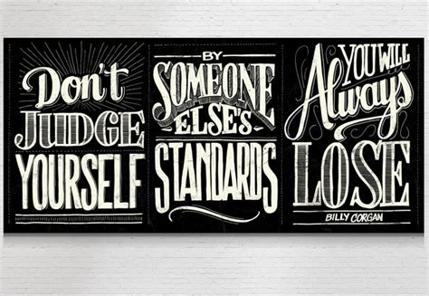 Make Your Own Wall Mural 12 inspirational hand lettering projects webdesigner depot