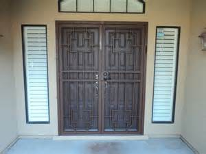Security Front Door Gates 24 Top Security Doors Ideas For Your Home Security Purpose