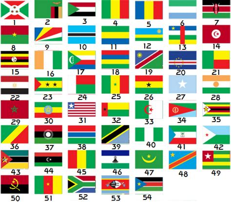 african countries flags african countries capitals and flags quiz by br8n03epsilon