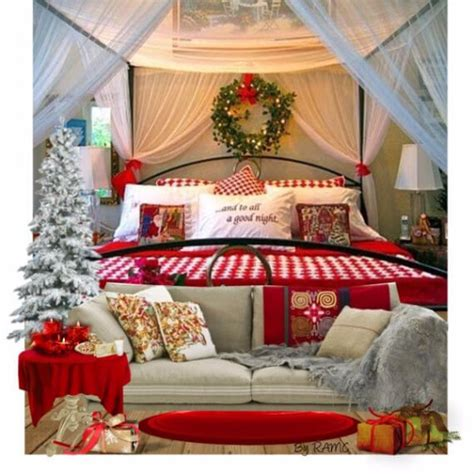 decorate bedroom christmas 45 elegant and stylish holiday bedding ideas for a