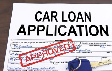 guaranteed car loan approval bad tips for getting guaranteed approval car loans for