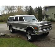 Lifted 1970 Chevy Suburban Truck 4x4  350 / At Rare 67 68 69 71 72