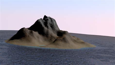 blender tutorial island 3d blender island by jackfrostoverland on deviantart