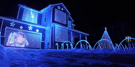 tis the season check out the best holiday light shows of