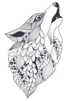 imagenes para dibujar de zorros m 225 s de 1000 ideas sobre dibujos de animales en pinterest