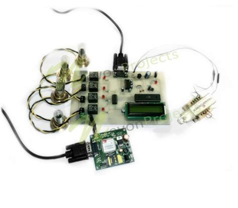 gsm based home automation nevonprojects