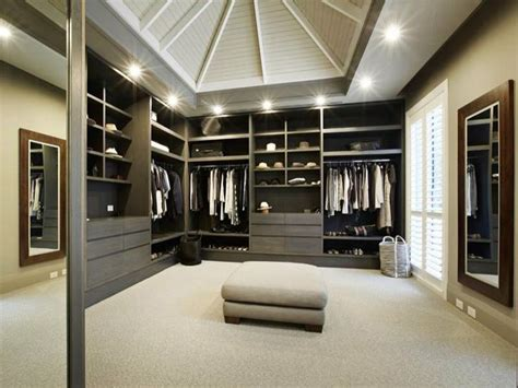 mens walk in closet 30 walk in closet ideas for men who love their image