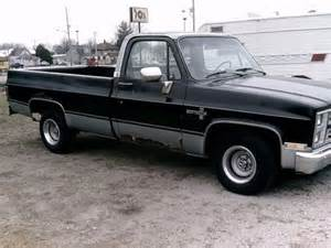 purchase used 1985 chevy scottsdale c 10 no reserve in