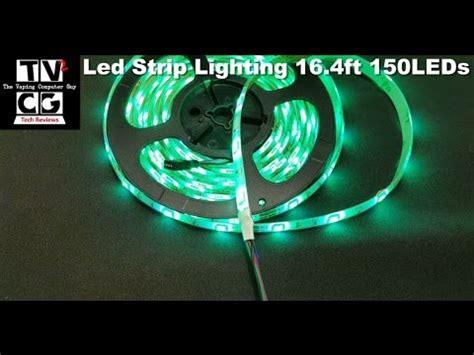 len led len led light 16 6ft 150leds