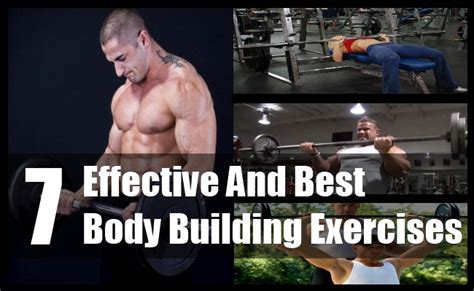 the best body building shoo the effective and best body building exercises the best