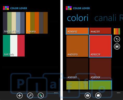 color lover color lover un utility che ti consentir 224 di gestire le