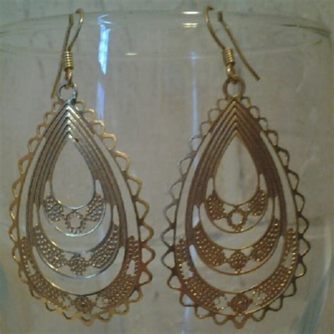 Handmade Filigree Jewelry - 56 handmade jewelry handmade new gold lace filigree