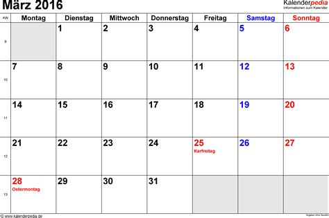 Kalender 2016 Querformat Kalender M 228 Rz 2016 Als Word Vorlagen