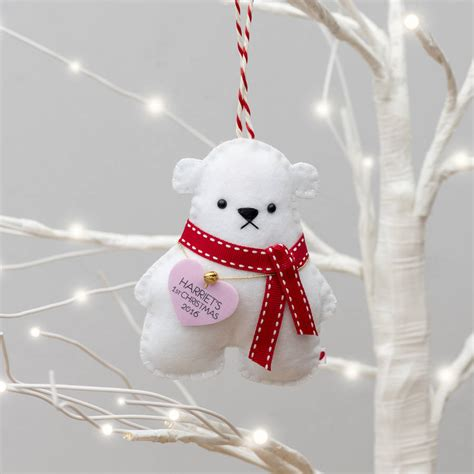 polar decorations polar decorations 28 images personalised polar