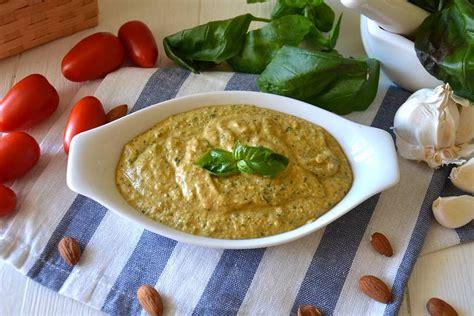 cucina trapanese ricette 187 pesto alla trapanese ricetta pesto alla trapanese di misya