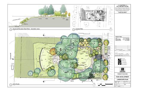 Landscape Design Blueprint Cool Things On Presentation Boards Site Plans