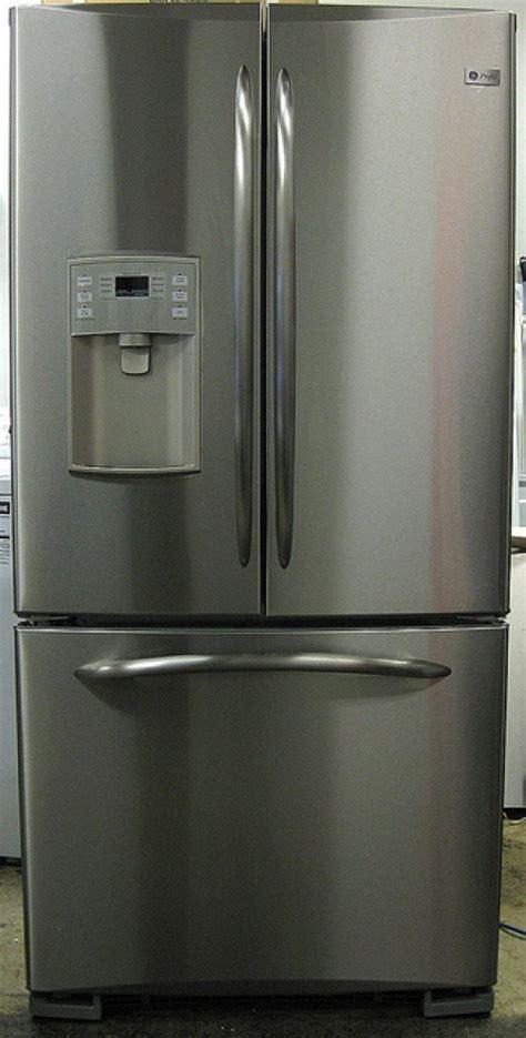 ge profile door refrigerator troubleshooting ge profile 22 cu ft factory refurbished appliances winnipeg