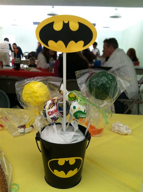 Batman Table Decorations by 1000 Images About Ethan Ideas On Mesas