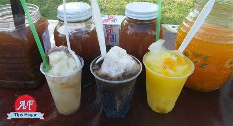 imagenes de jarabes naturales como hacer jarabes o mieles para raspados receta by angy