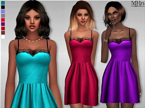 S4 Saten Silk margeh 75 s s4 silk and lace dress