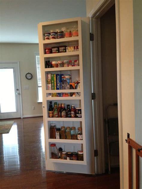 Storage Pantry With Doors Pantry Door Shelf Organization Pantry