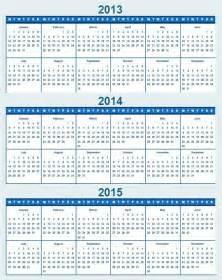 2014 Year Calendar Printable Year Calendar 2013 2014