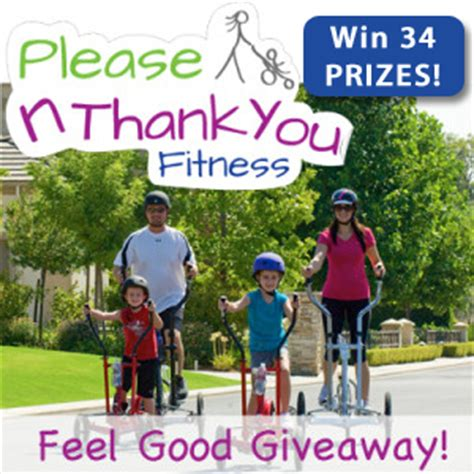 Good Giveaways - feel good giveaway enter to win 34 health fitness and wellness prizes the mommy