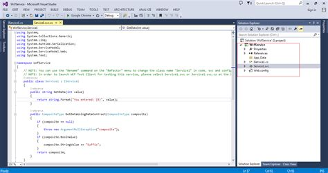 Tutorial Web Service Visual Studio 2013 | wcf tutorial create and consume wcf service using visual