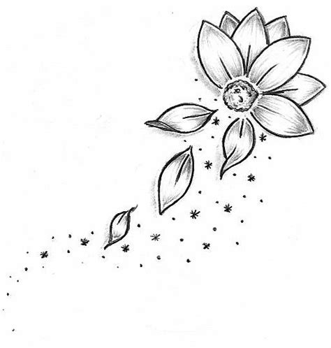 simple tattoo design outlines flower outline tattoos best tattoo design ideas tattoo