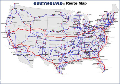 map of usa with interstate routes route 66 usa map