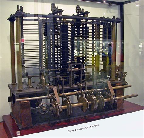 by charles babbage first computer analytical engine wikipedia