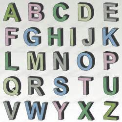 3d letters svg kit 8 99 svg files for cricut