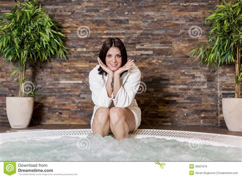 sexy legs in bathtub young woman in the hot tub royalty free stock photos image 30621678