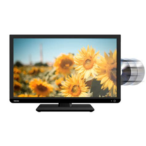 Tv Led Toshiba 24 Inch Bekas toshiba 24d1433db 24 hd ready led tv with built in dvd player and freeview ex display