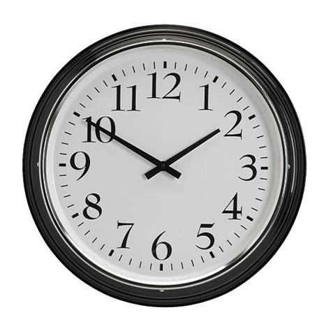 Wall Clock Online Amazon bravur wall clock ikea