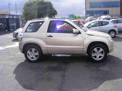 how petrol cars work 2006 suzuki grand vitara parental controls suzuki 2006 grand vitara 1 6 vvt 3dr car for sale