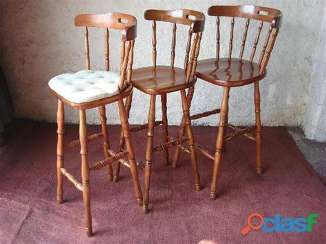 taburetes de bar usados venta de taburetes 170 articulos usados
