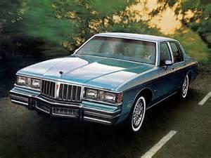 Pontiac 1980s Pontiac Sedan L69 1980