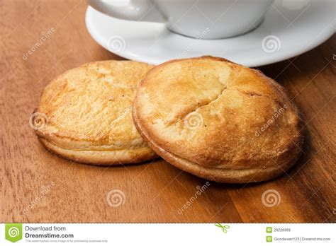 cottage cheese cookies cottage cheese cookies with cappuchino cup royalty free