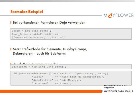 zend layout getview zend framework and dojo