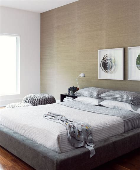 beige  gray bedrooms apartments   blog