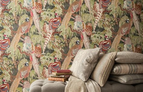 mulberry home wallpaper fabrics fabric gallery
