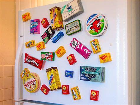 Handmade Fridge Magnets - creative magnet ideas infarrantly creative